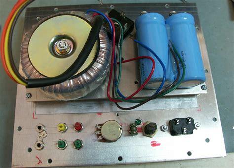diy subwoofer capacitor audio diy