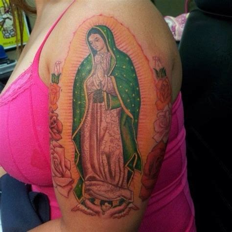 virgen de guadalupe tattoo designs la virgen de guadalupe culture pride