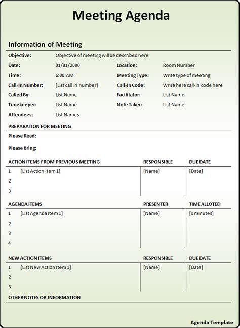 Template Agenda   http://webdesign14.com/