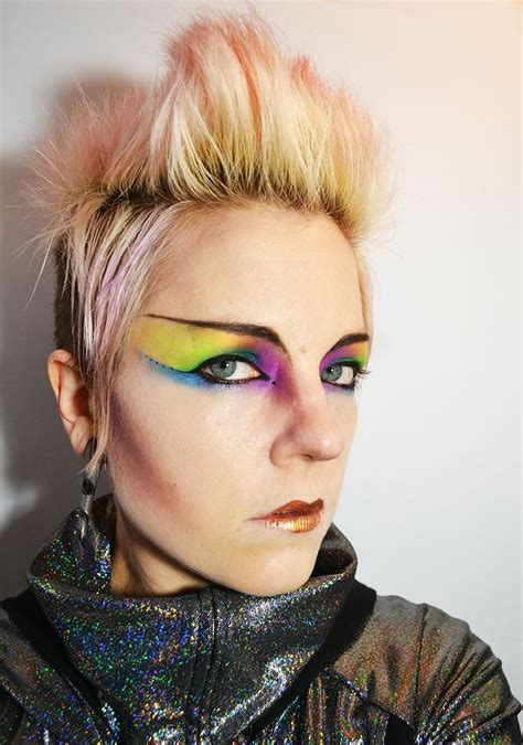 5 Tips To Mastering The 80s Make Up Revival by 1000 Ideas About 80s Makeup On Makeup 80s
