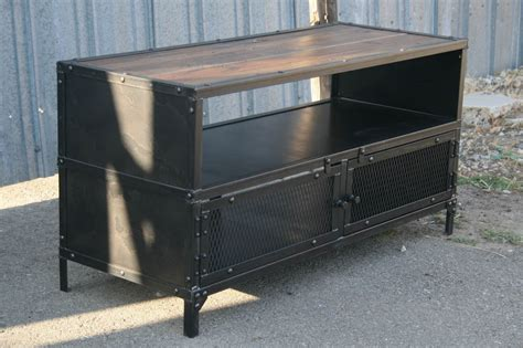 Kitchen Island With Cabinets And Seating combine 9 industrial furniture industrial tv stand