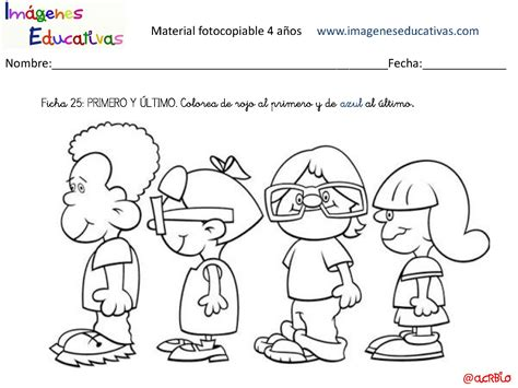 imagenes diagnosticas pdf cuadernillo 40 actividades eduaci 243 n preescolar 4 a 241 os