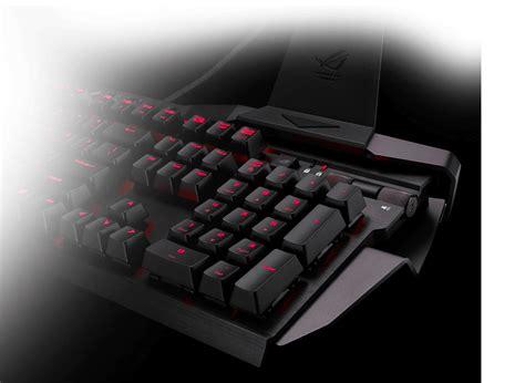 Keyboard Gaming Asus rog gk2000 horus mechanical gaming keyboard keyboards