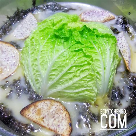 steamboat fish easy fish head steamboat style hotpot 鱼 quot 头 quot 炉 eckitchensg