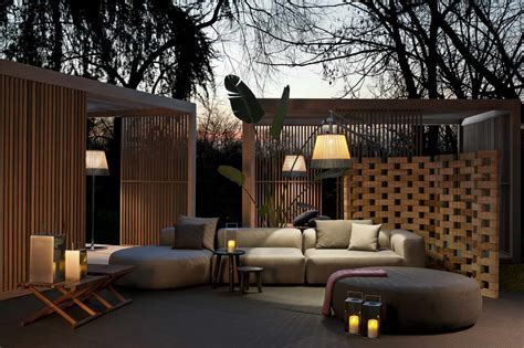 Be trendy ? lounge in the garden   Archi living.com