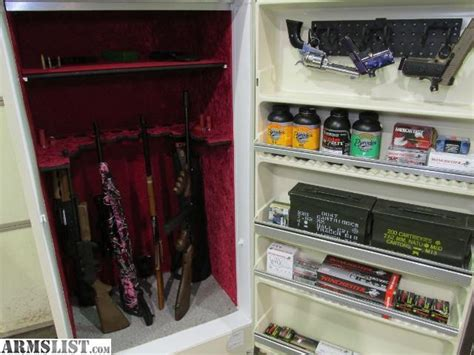 Freezer Cabinets For Sale by Armslist For Sale Disguised Freezer Gun Safes
