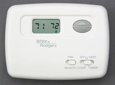 whiterodgers 1f79111 na digital nonprogrammable heat