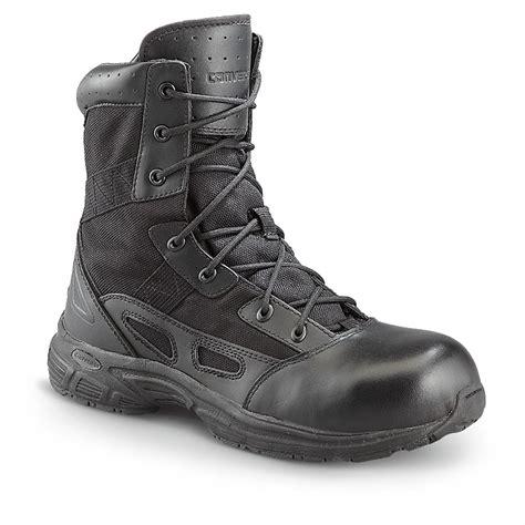 mens combat boot s converse 174 8 quot velocity ultralite side zip combat