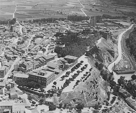 fotos aereas antiguas de pueblos de españa ssantabenavente vista a 233 rea 1961