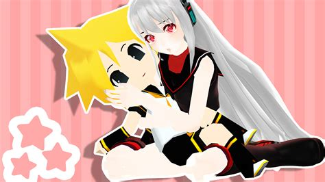 len 1a len and tei by chiharu kyu on deviantart