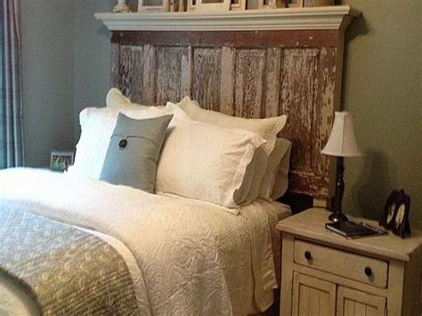home made headboards diy headboard ideas for the home pinterest