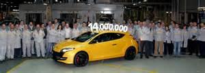 Renault Espaç Ol Un Megane Rs Construido En Palencia Vehculo 14 Millones