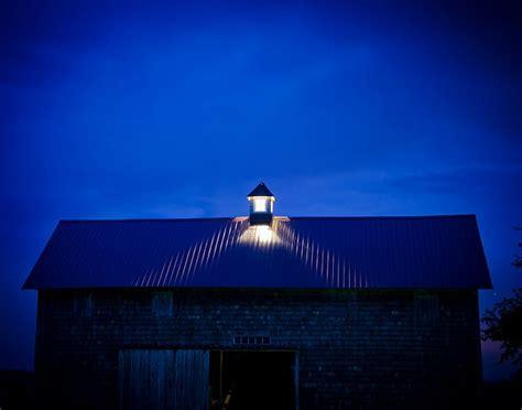 Cupola Light cupola with light exterior