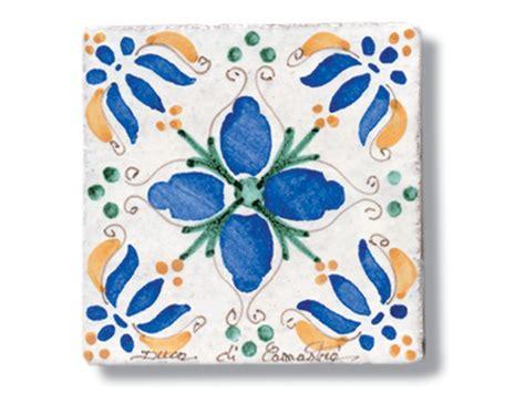 piastrelle santo stefano di camastra piastrella decoro avola collezione antica camastra