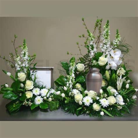 cremation urn flowers sympathy sympathy flowers