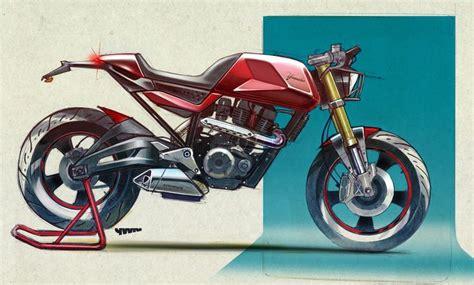 Fahrrad Motorrad Design by 464 Besten Motorcycle Design Concept Sketches Clays Bilder