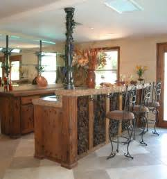 Kitchen Bar Ideas Wet Bar Kitchen Designs Decobizz Com