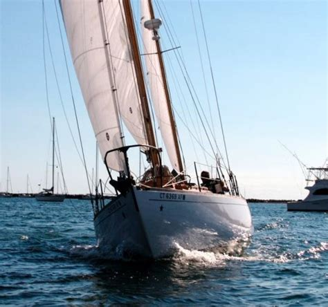 boats for sale in stonington ct 1955 concordia yawl stonington ct for sale in bristol ri