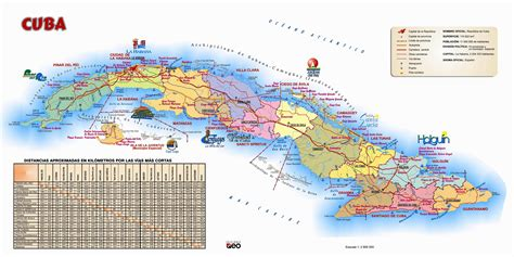 map usa and cuba large detailed tourist map of cuba cuba large detailed