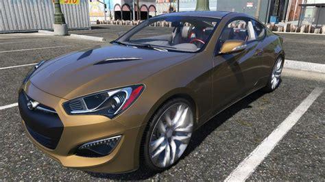 Hyundai Genesis Inside by Gta 5 2013 Hyundai Genesis Coupe Mod Gtainside
