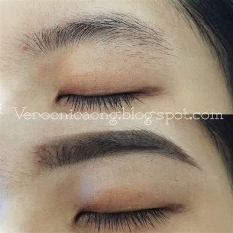 Tips Sederhana Merapikan Alis eyebrow 101 kawaii japan