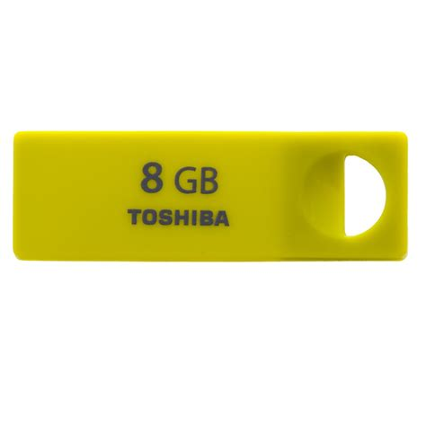 Usb Flash Memory Toshiba 8gb toshiba enshu mini usb flash drive 8gb uens 008g green