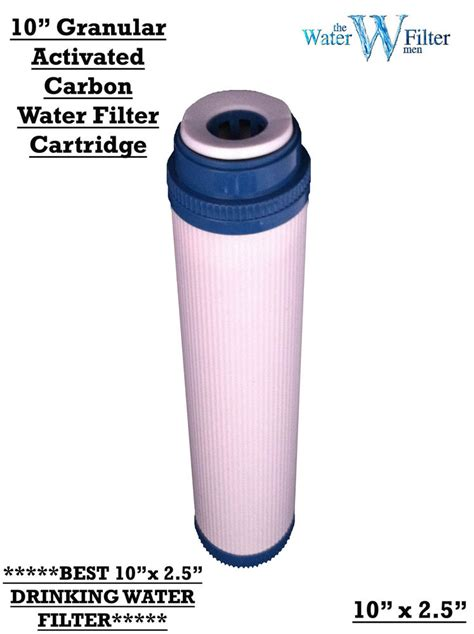 Activated Carbon Filters granular activated carbon water filter ro filters 10 quot ebay