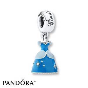 Jared pandora charm disney cinderella s dress st silver