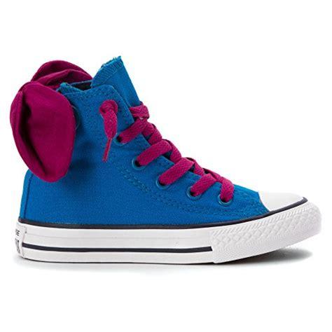 Converse Abu Abu converse ct bow back hi cyan space purple size 11 kid buy in uae shoes