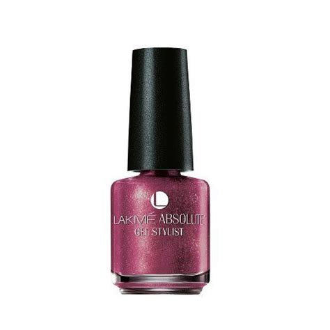 Lakme Absolute Reinvent Gel Stylist Ivory Dust 10 best glitter nail in india prices and buy fashion lifestyle