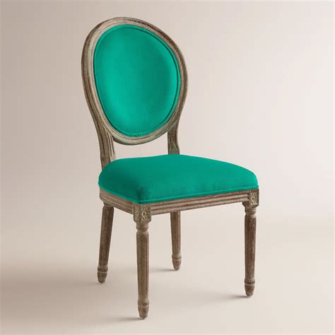 world market armchair emerald paige round back dining chairs set of 2 world