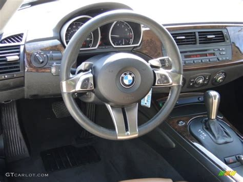 bmw z4 dashboard 2007 bmw z4 3 0si coupe dashboard photos gtcarlot
