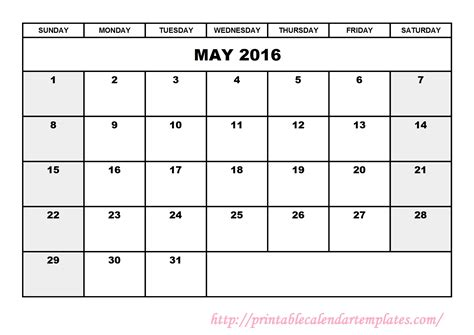 may 2016 calendar holidays 2017 printable calendar may 2016 editable templates printable calendar templates