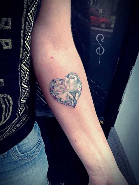 diamond tattoo with quote 25 best ideas about diamond tattoos on pinterest small