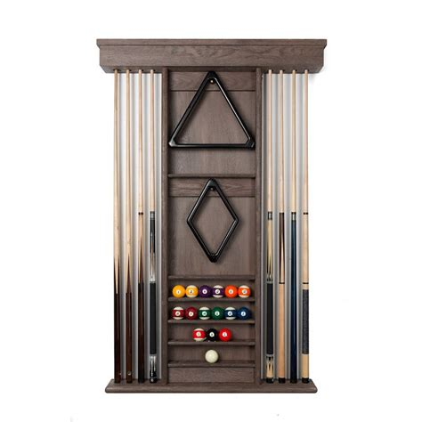 Billiard Wall Rack by Best 25 Pool Cue Racks Ideas On Pool Cues