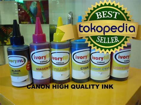 Tinta Isi Ulang Printer Canon Ip2770 jual tinta isi ulang 100ml canon ivoryfill toko tinta