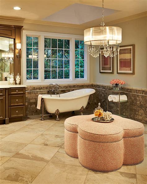 bathroom with chandelier 25 sparkling approaches of adding a chandelier to your