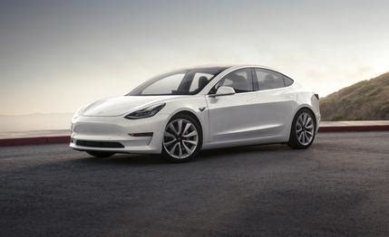 tesla model 3 information tesla model 3 reviews tesla model 3 price photos and specs car and driver