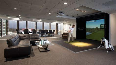 golf swing simulator swing golf indoor golf simulator technology s4