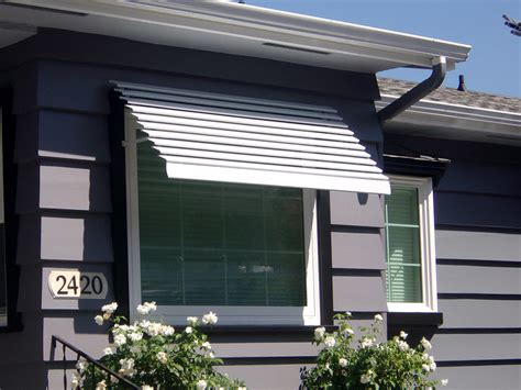 aluminum louvered awnings aluminum awnings superior awning