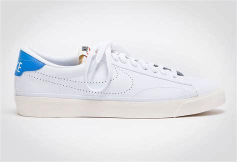 classic nike tennis sneakers lumberjac