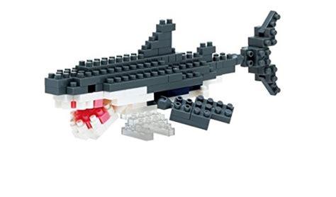 Nanoblock Great White Shark great white shark kamisco