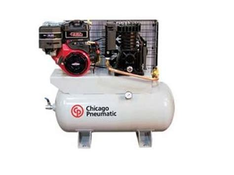 rcp 930g chicago pneumatic gas drive air compressor parts
