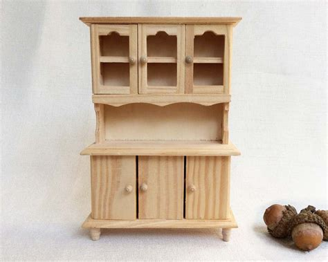 minature doll house furniture unfinished dollhouse furniture