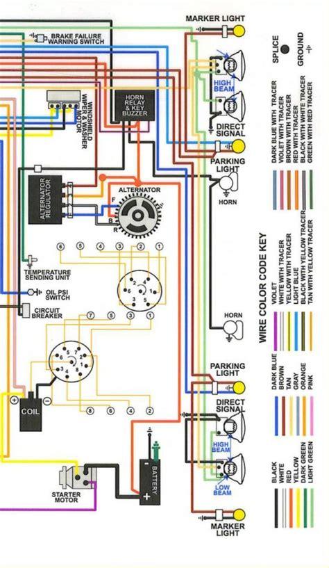 69 Chevelle Wiring Diagram Wiring Diagram