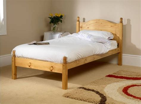 Wooden Bed Frames Johannesburg Friendship Mill Orlando Low Foot End 2ft6 Small Single