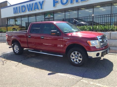 ford   pickup truck rental roseville midway ford roseville mn
