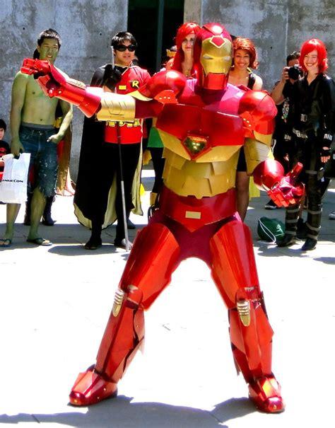 iron man cosplay eriffire deviantart