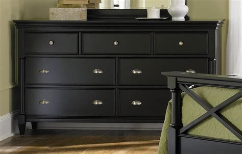 How To Paint A Wood Dresser by Painting Wood Furniture Distressed Black Chalk Paint Furniture Black Distressed How To Paint