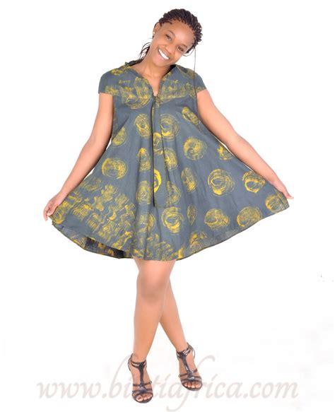 African Short Dress Styles | bintiafrica african fashion short dress style ba1412
